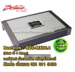 แอมป์รถยนต์ Bostwick - BOS-MX85.4