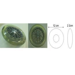 ล้อ Roller blade J4040 ขนาด 12 cm
