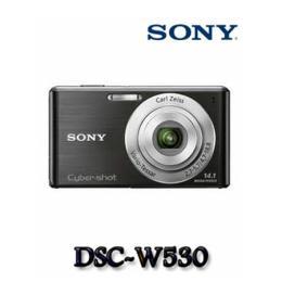 กล้องดิจิตอล DSC-W530