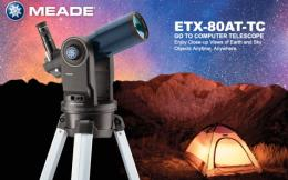 กล้องดูดาว Meade  รุ่น ETX-80AT