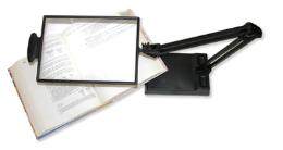 แว่นขยายตั้งโต๊ะ Carson  รุ่น MagniScreen (TM-66)