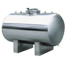 horizontal sterilization water tank