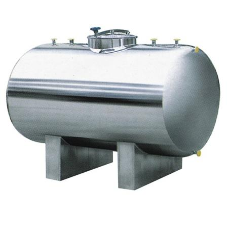 horizontal sterilization water tank
