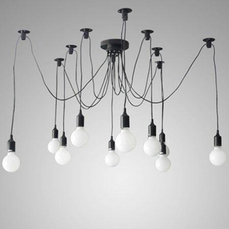 โคมไฟแขวนเพดาน รุ่นเนคเคด-เท็น