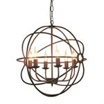 โคมไฟแขวนเพดาน รุ่น ไจโรสโคป  PA0094-6