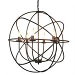 โคมไฟแขวนเพดาน รุ่น ไจโรสโคป แอล  PA081-6