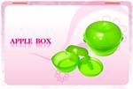 กล่องอาหารอเนกประสงค์ APPLE BOX