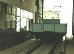 แท่นชั่งอิเล็กทรอนิกส์ สำหรับรถไฟรถยนต์ รุ่น RTP