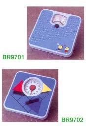 เครื่องชั่งน้ำหนักคน แบบสปริง รุ่น BR9701 และ BR9702