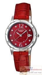 นาฬิกาข้อมือ CASIO SHEEN  SHE-4021L-4ADF