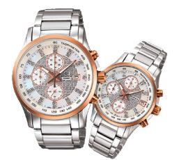 นาฬิกาข้อมือ CASIO SHEEN  EF- 561D-7A และ SHN-5016D-7A