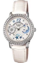 นาฬิกาข้อมือ CASIO SHEEN  SHN-3019L-7ADR