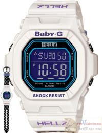 นาฬิกาข้อมือ คาสิโอ เบบี้จี   BG-5600HZ-7DR