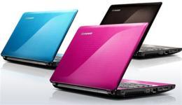 โน๊ตบุ๊คเลอโนโว IdeaPad  Notebook  Z470 Series
