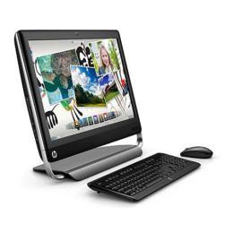 คอมพิวเตอร์พีซี HP TouchSmart All-in-One Series