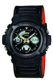 นาฬิกา Casio  AW-591MS-3ADR