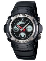 นาฬิกา Casio   AW-590-1AVDR