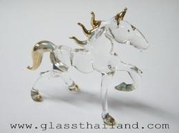 ตุ๊กตาแก้ว ม้าก้าวหน้า 07003