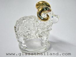 ตุ๊กตาแก้ว 12ราศีปีนักษัตร g40001