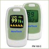 เครื่องวัดปริมาณความอิ่มตัวอ๊อกซิเจนในเลือดแบบพกพา รุ่น PM 100