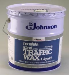 ผลิตภัณฑ์เคลือบเงาพื้นไม้ Traffic Wax Liquid