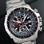 นาฬิกาข้อมือ   SEIKO NEW PILOT SNAD05