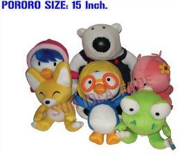 """ตุ๊กตา PORORO รุ่น Size 15"""""""