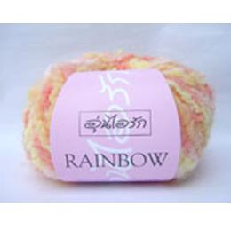 ไหมพรมอุ่นไอรัก Rainbow