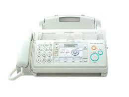 เครื่องโทรสารกระดาษธรรมดาระบบฟิล์ม  รุ่น KX-FP701C