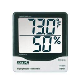 เครื่องวัดอุณหภูมิ ความชื้น Big Digit Hygro รุ่น 445703
