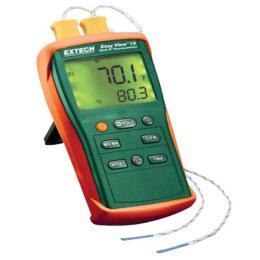เครื่องวัดอุณหภูมิ เทอร์โมมิเตอร์ รุ่น EA10 สายโพรบ 2