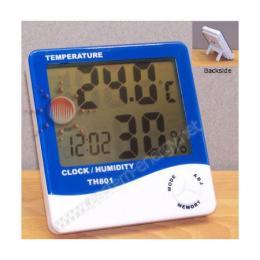 เครื่องวัดอุณหภูมิ และ ความชื้น รุ่น TH801