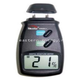เครื่องวัดความชื้นไม้ ช่วงวัด 5 ถึง 40 รุ่น WM-801A