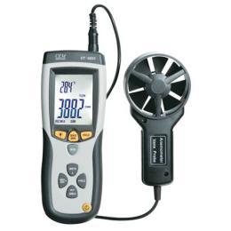เครื่องวัดความเร็วลม เครื่องวัดปริมาณความเร็วลม-DT-3893