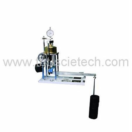 เครื่องทดสอบสภาพดิน-WG Single-lever