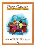 หนังสือ Prep Course Theory Book A