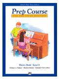 หนังสือ Prep Course Theory Book E