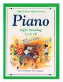 หนังสือ ABPL/Sight Reading Book 1B