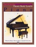หนังสือ ABPL/Theory Book 6