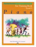 หนังสือ ABPL/Ear Training Book 3