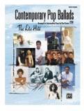 หนังสือ Contemporary Pop Ballads The Lite Hits