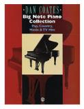 หนังสือ Dan Coates Big Note Piano Collection