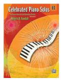 หนังสือ Celebrated Piano Solos, Book 1