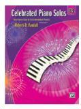 หนังสือ Celebrated Piano Solos, Book 3