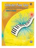 หนังสือ Celebrated Piano Solos, Book 5