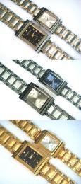 นาฬิกาข้อมือโลหะอัลลอยย์ HALEI -MCINRXM EA474ML