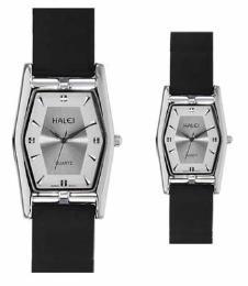 นาฬิกาข้อมือโลหะอัลลอยย์ HALEI -MCBB EA334ML