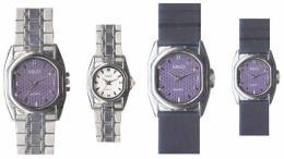 นาฬิกาข้อมือโลหะอัลลอยย์ HALEI -MCBB EA367ML
