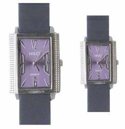 นาฬิกาข้อมือโลหะอัลลอยย์ HALEI -MCBB EA364ML