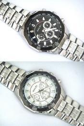 นาฬิกาข้อมือโลหะอัลลอยย์ HALEI -MCJLMXM EA3007M